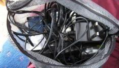 Hoeveel adapters neem jij mee ?