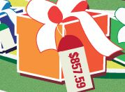Holiday Online Shopping [Infographic]