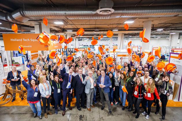 Holland Tech Square CES 2018