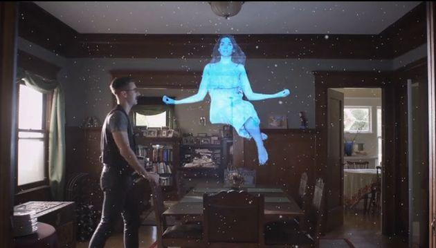 Hologram komt steeds dichter bij de huiskamer
