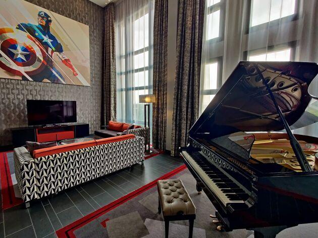 Hotel New York - Suite Presidenziale