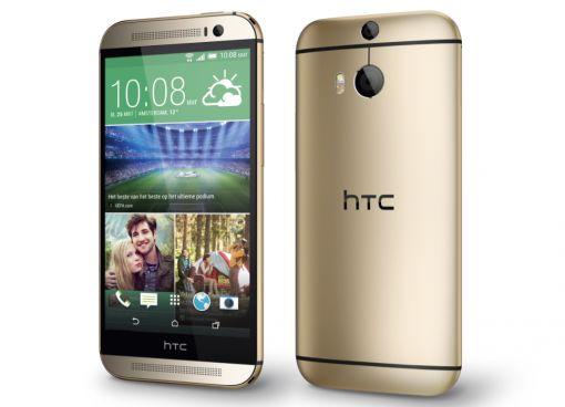 HTC_One_Gold