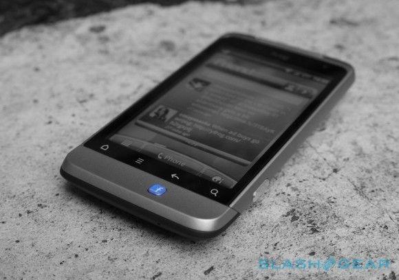 HTC Opera UL: de nieuwe Facebook smartphone?