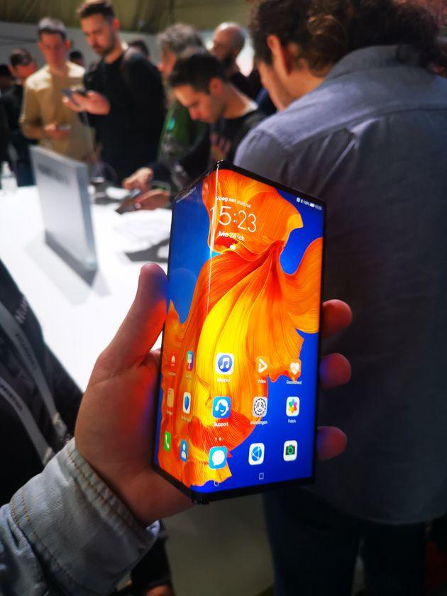HuaweimateXS