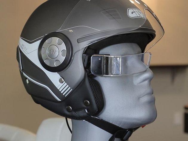 HUD-helm