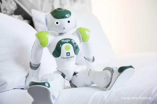 Hugo-robot