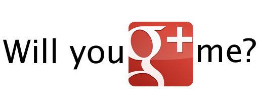 Huwelijksaanzoek via Google+