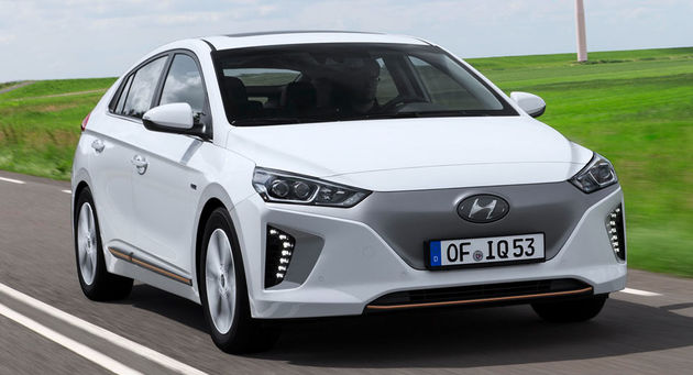 Hyundai-Ionic-Electric