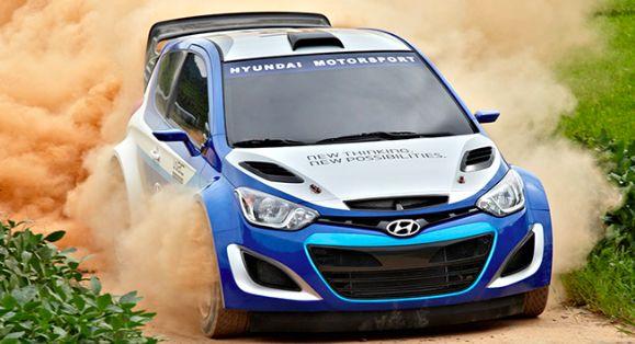 Hyundai keert terug in rallysport met nieuwe i20 WRC