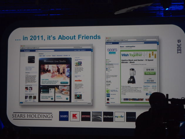 IBM global Summit 2011: Facebook+ en Google- !