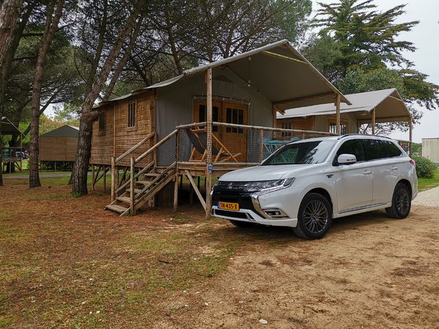 Ideale travel car PHEV