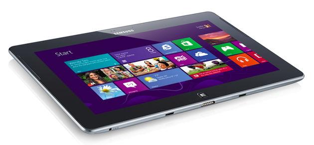 IFA 2012 : Samsung zet met ATIV hard in op Windows 8