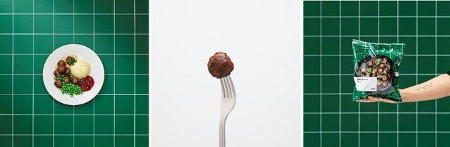 IKEA gehaktballetjes vegan plantaardig