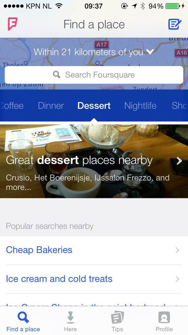 New Foursquare