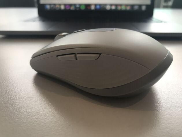 Mooi design van de nieuwe muis van Logitech