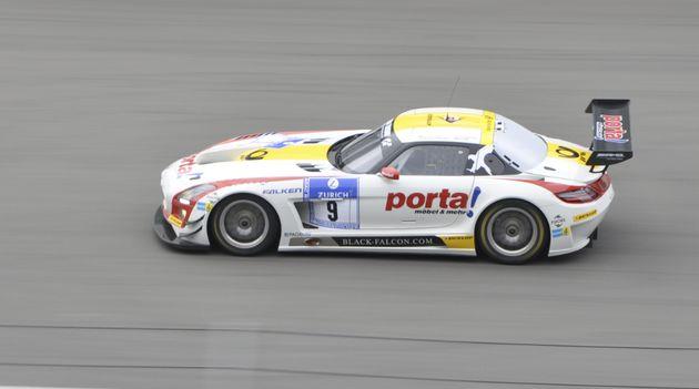 Impressie 24 uur van Nürburgring 2013