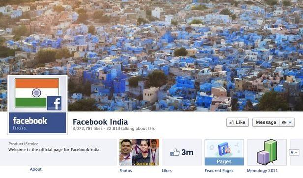 India vraagt Facebook om gewelddadige content te verwijderen