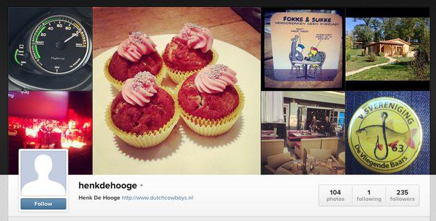 Instagram komt met profielpagina's in Facebookstyle