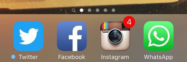 instagram-notificatie-teller
