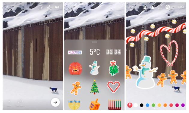 instagram_stickers_kerst