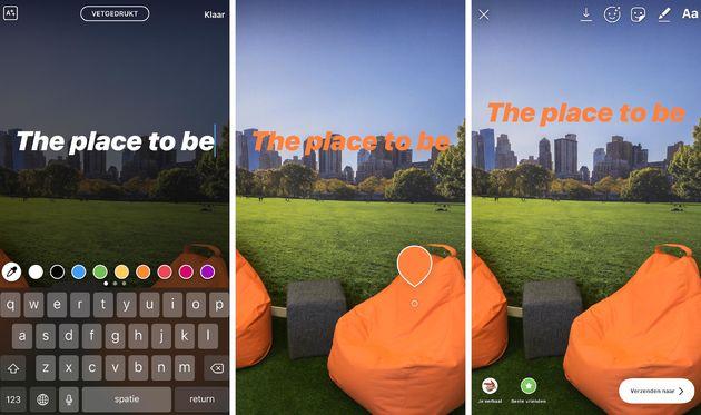 Instagram-story-eigen-kleur-maken-pipet