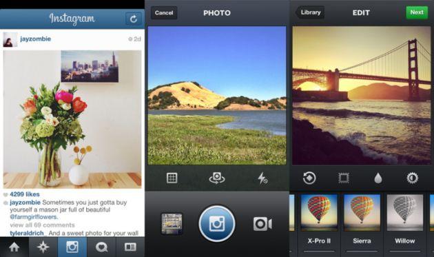Instagram voor iOS krijgt nieuwe features