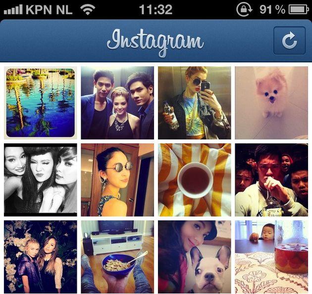Instagram ziet aantal gebruikers verdubbelen in 2013