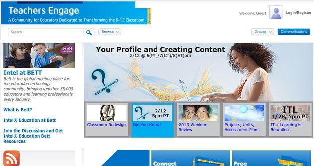Intel wil met nieuwe tablet en PC innovatie in het onderwijs stimuleren