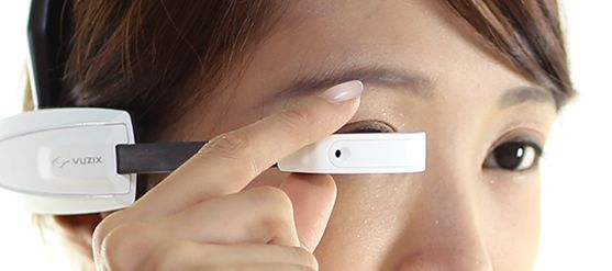 Intelligent Glass: het Japanse antwoord op Google Glass