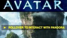 Interactieve trailer als promotie Avatar Dvd release
