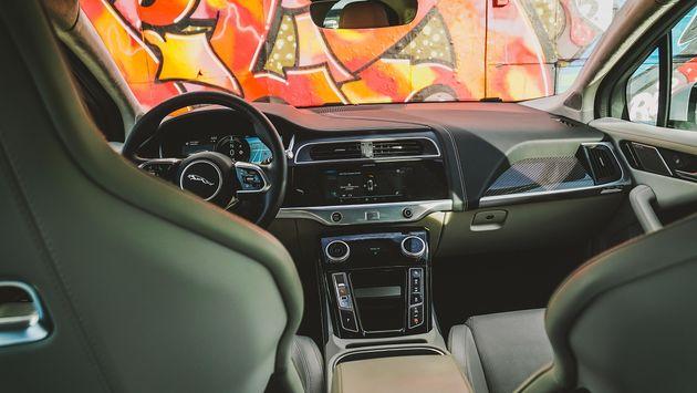 Interieur Jaguar I-PACE