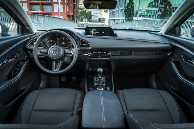 Interieur Mazda CX-30