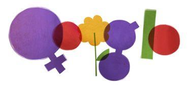 Internationale vrouwendag Doodle