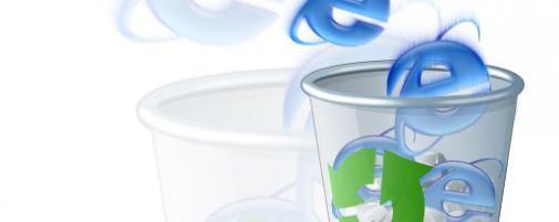 Internet Explorer 6 nadert uitsterving
