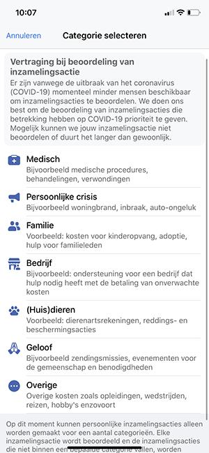 Nieuwe Facebook features die mkb ondersteunen tijdens coronacrisis