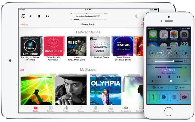 iOS 7 draait al op meer dan 200 miljoen Apple devices