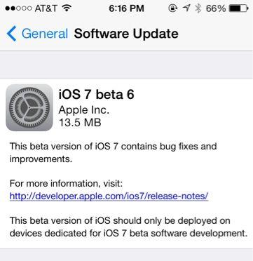 iOS 7 komt beschikbaar in de week na 10 september