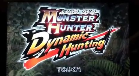 iOS krijgt Monster Hunter game