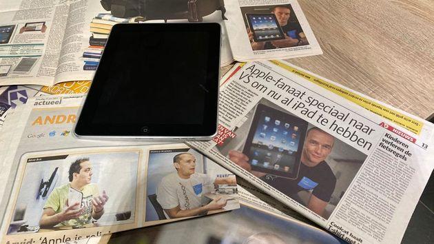 iPad 10 jaar
