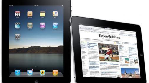 iPad: 'De dagen van de drukpers zijn geteld'