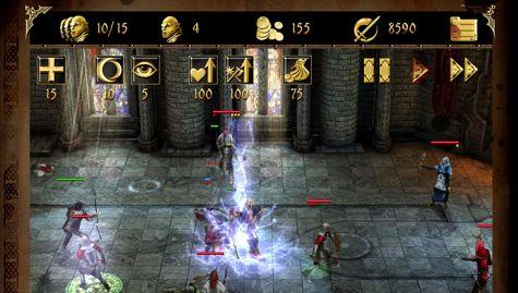 iPad game laat zich besturen via je ogen