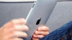 iPad-verkopen vallen tegen...