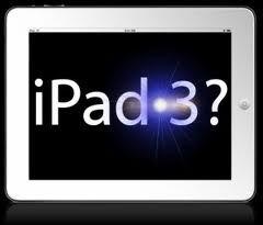 iPad3 wordt verwacht over 3 tot 4 maanden. Nu nog kopen of niet ?