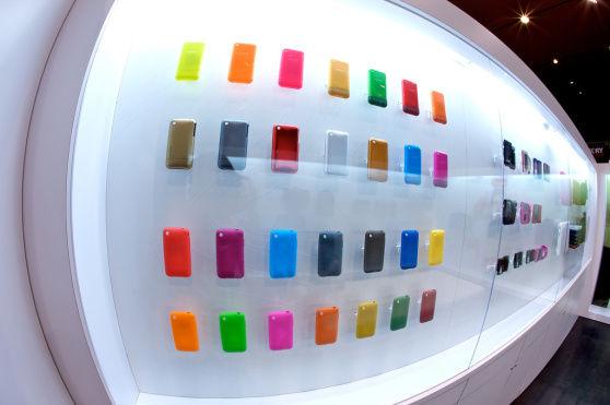 'iPhone 5S en iPhone Mini in allerlei kleuren komen in juli'