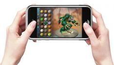 iPhone als game controller