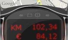 iPhone als kastje voor kilometerheffing