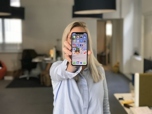 iPhone-x-portretmodus
