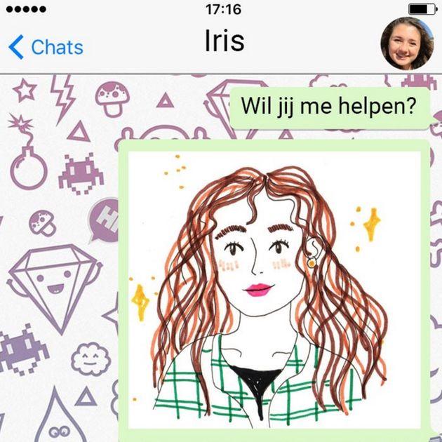iris-game-pesten