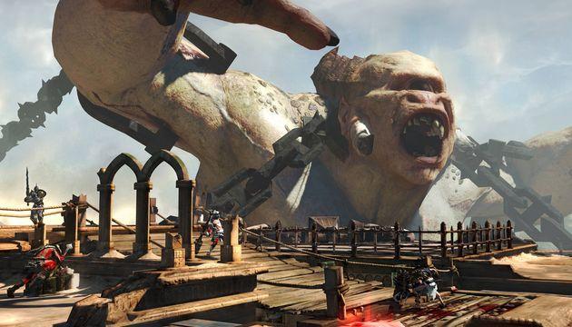 Is multiplayer wat de nieuwe God of War nodig heeft?