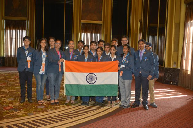 ISEF2015 INTEL finalists india